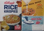1966 Rice Krispies Box