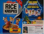 Rice Krispies Masters Of The Universe