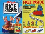 Rice Krispies Moodies Stickers