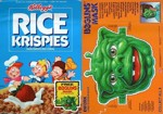 Rice Krispies Boglins Mask Box
