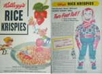 Rice Krispies Howdy Doody Doll Box