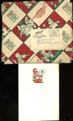 1930's Rice Krispies Stationery
