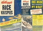 Rice Krispies PT Boat Box