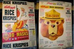Rice Krispies Smokey The Bear Mask