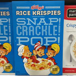 2013 Rice Krispies Retro Edition Box