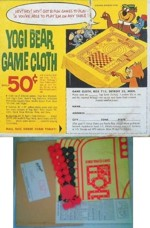 Rice Krispies Yogi Bear Game Cloth