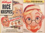 Dilly Dally Rice Krispies Box