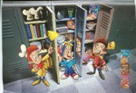 Krispies 2002 Locker Ad