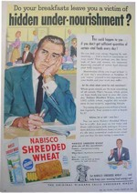 1955 Nabisco Shredded Wheat Ad