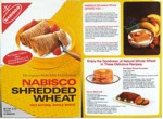 Shredded Wheat Box w/ Recipes