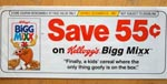 1991 Bigg Mixx Coupon