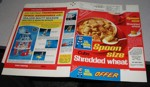 Matt Mason Shredded Wheat Complete Box