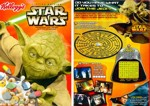 Yoda Star Wars Episode III Cereal Box