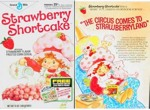 Strawberry Shortcake Front & Back