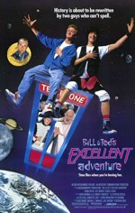 Bill & Ted Movie Poster
