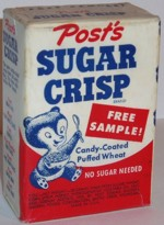 Sugar Crisp Free Sample Box