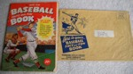 Sugar Crisp Baseball Book