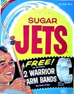 Sugar Jets Box - Arm Bands