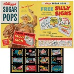 Sugar Pops Silly Signs