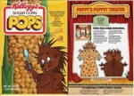 Sugar Corn Pops Puppet Theater