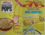 1980 Sugar Corn Pops Box