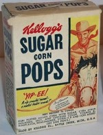 Sugar Corn Pops Single Serve Box