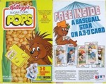 1983 Sugar Corn Pops Box