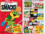 Sugar Smacks Safari Stickers Box