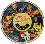 Super Sugar Crisp Archies Record