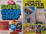 Super Sugar Crisp Pet Poster Box