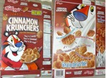 Cinnamon Krunchers Box