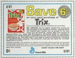 Old Trix Coupon