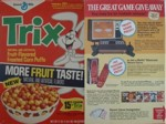 Trix Great Game Giveaway Box