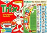 Trix Top Banana Box