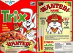 Name the Rabbit Trix Box