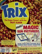 Trix Box - Br'er Rabbit Magic Sun Pictures