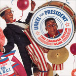Urkel-Os President For The People Button