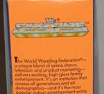 WWF Superstars Concept Box - Side Panel