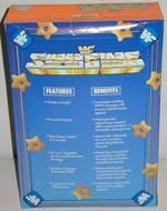 WWF Superstars Concept Box - Back