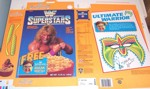 WWF Superstars Ultimate Warrior Mask