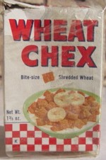 Wheat Chex Single-Serving Box