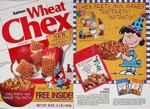 Wheat Chex Peanuts Gang Box