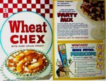 Wheat Chex Space Patrol Periscope