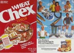 Wheat Chex Free Shoelaces Box