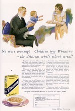 Old Wheatena Advertisement