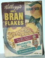 Old 40% Bran Box - Giant Size