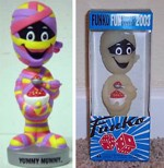 Yummy Mummy Figurine And Bobble-Head