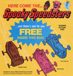Boo Berry Spooky Speedsters