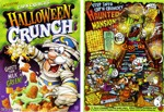 2007 Halloween Crunch Cereal Box