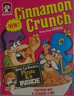 Cinnamon Crunch Pirate Kit